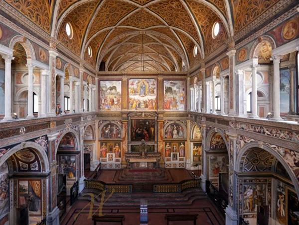 San Maurizio Church